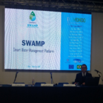 SWAMP and green economy: presentation of the project @Ecomondo 2018